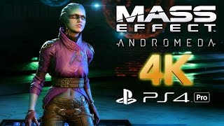 Download Mass Effect Andromeda - PS4 Pro Demo Gameplay @ 2160p 4K HD ✔ Video