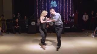 Download Lindy Focus XV: Performance - Alan & Nikki, Carolina Shag Video