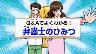 Download 社会科見学用動画「Q&Aでよくわかる!弁護士のひみつ」|日弁連| Video