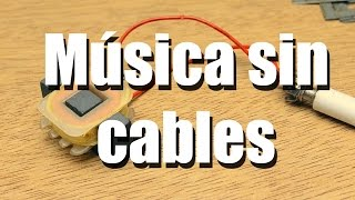 Download Música Inalámbrica en 1 minuto! || Proyecto Fácil || Electromagnetismo Video