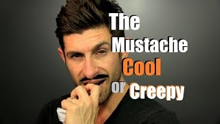 Download The Mustache | Cool, Creepy or Who Cares It's Movember | Ready, Set, Grow! Video