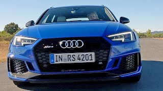 Download Audi RS4 (2018) New C63 AMG Slayer? Video