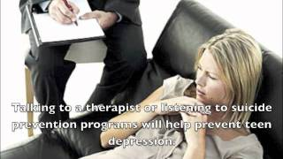 Download Teen Depression Problems and Solutions Video
