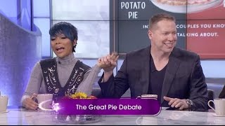 Download The Great Pie Debate: Pumpkin vs. Sweet Potato Video