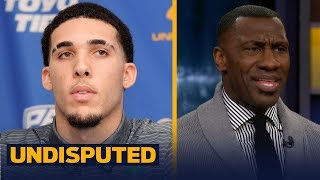 Download Shannon Sharpe explains why the Ball brothers playing in Lithuania isn't going to work | UNDISPUTED Video