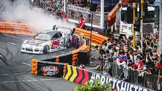Download 1200hp Drifting in the Streets of Auckland - Red Bull Drift Shifters Video