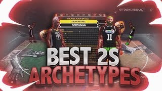 Download BEST ARCHETYPE BUILD AFTER PATCH 10 NBA 2K18! PURE LOCKDOWN DEFENDER BUILD 2K18! WIN EVERY 2s GAME!! Video
