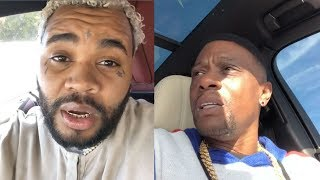Download Boosie said Kevin was in PROTECTIVE CUSTODY and got EXTORTED by INMATES. Gates RESPONDS Video