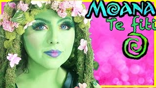 Download Disney Moana Te fiti Makeover Makeup Tutorial transformation Princess Toys movie Maui beauty beast Video