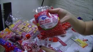 Download Como fazer tubetes, garrafinhas, maletinhas e arranjo p festa de aniversario. Video