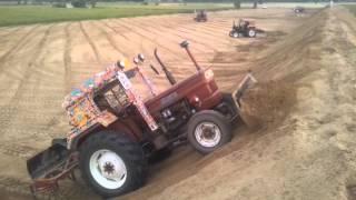 Download fiat tractor front blade by jatt traggar Video