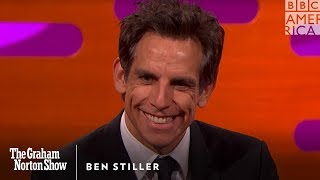 Download Owen Wilson & Jack Black think Ben Stiller's a Dic...Tator - The Graham Norton Show Video