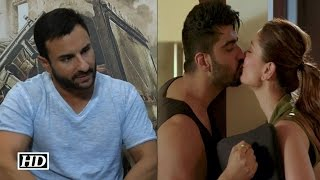 Download Saif's Shocking Reaction To Kareena & Arjun's Hot Scene in Ki & Ka Video