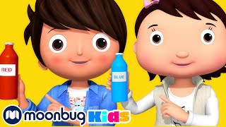 Download Mixing Colors Song | And Lots More Original Songs | From LBB Junior! Video