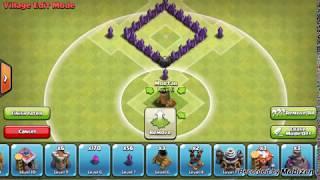 Download Clash of Clans - สอนจัดบ้านเวล 8 Video