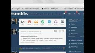Download Automatic Unfollow Tumblr Script. Hack Video