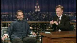 Download Jeremy Irons shares some child rearing advice Video