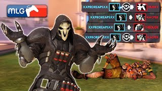 Download The Worlds Luckiest Reaper! [Overwatch] Video