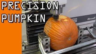 Download Precision Machining a Pumpkin WW117 Video