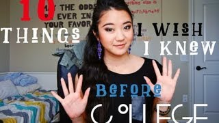 Download CollegeTalk #5: 10 Things I Wish I Knew Before College Video
