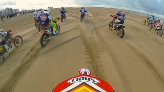 Download GoPro View of Moto Carnage on the Beach at Red Bull Knock Out Video