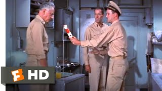 Download Mister Roberts (1955) - A Firecracker Scene (6/10) | Movieclips Video