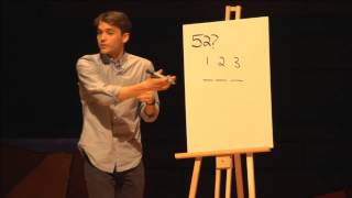 Download Don't Be Afraid of Scary Math Problems   Yannay Khaikin   TEDxQueensU Video