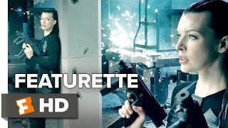 Download Resident Evil: The Final Chapter Featurette - Rewind (2017) - Milla Jovovich Movie Video