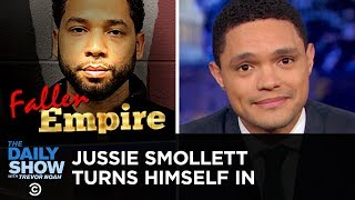 Download Jussie Smollett Turns Himself in to Police for Staging a Hate Crime | The Daily Show Video