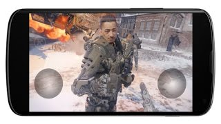 Download Call of Duty Black Ops III Android Gameplay Video