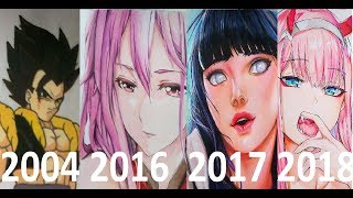 Download My Art Progress From Age 13-22 (2009-2018) Video