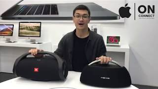Download Jbl Boombox vs Harman/Kardon Go+Play mini - тест, обзор и сравнение! Video