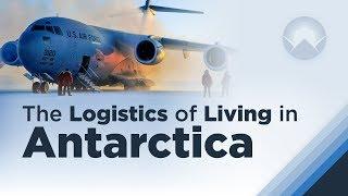 Download The Logistics of Living in Antarctica Video
