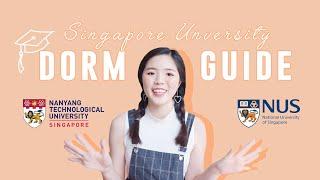 Download Singapore University Hall Guide! | NTU & NUS Video