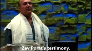 Download Testimony - Messianic Rabbi Zev Porat [Israeli Jew accepts Jesus] Video