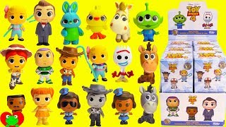 Download Toy Story 4 Funko Mystery Minis Ultra Rare Hot Topic and Target Exclusives Video