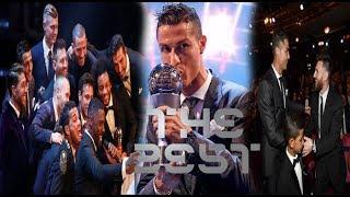 Download CRISTIANO RONALDO gana El PREMIO THE BEST 2017 | MEJOR GOL Del AÑO 2016 | BUFFON Llora En THE BEST Video