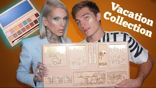 Download KYLIE COSMETICS: THE VACATION COLLECTION | Review & Swatches Video