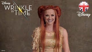 Download A WRINKLE IN TIME | Behind the Scenes - Making of the Mrs-es | Official Disney UK Video
