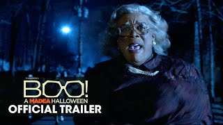 Download Boo! A Madea Halloween (2016 Movie – Tyler Perry) Official Trailer – 'Trick Or Treat' Video