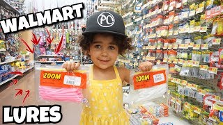 Download Little Girl Picks My FISHING LURES CHALLENGE (3yr Old) Video