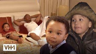 Download Major Harris Supercut: Cutest Moments (Part 1) | T.I. & Tiny: Friends & Family Hustle Video