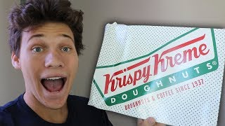 Download STEALING ROOMMATES KRISPY KREME DONUTS Video