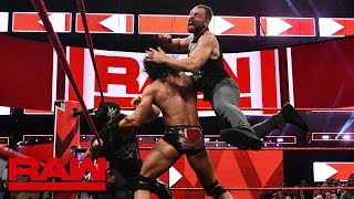 Download Dean Ambrose returns before SummerSlam: Raw, Aug. 13, 2018 Video