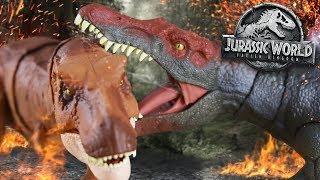 Download Spinosaurus is Back! - Mattel Spinosaurus Unboxing Video