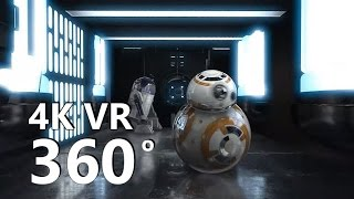 Download 360° STAR WARS - The Great Escape VR 4K Video
