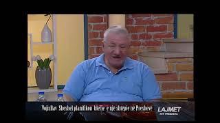 Download Vojisllav Sheshel planifikon blerje e një shtëpie në Preshevë Video