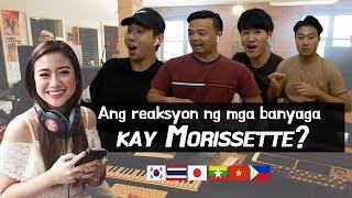"""Download Ang reaksyon ng mga banyaga sa kantang """"Akin Ka Na Lang"""" ni Morissette Video"""