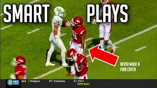 Download Smartest Plays In Football History || HD (Part 3) Video
