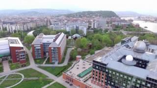 Download ELTE Lágymányosi Campus | 2017.04.07. | DJI Phantom 3 Video
